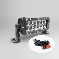 "Faro Barra Led 36W 8"" 2520 lm 4x4 fuoristrada jeep Ultimate"