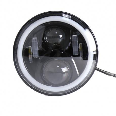 Coppia Fari Lenticolari Full LED